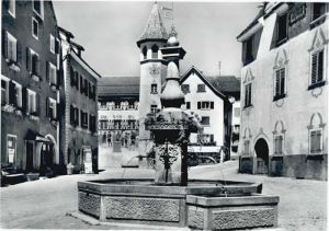 Maienfeld Maienfeld  * / Maienfeld /Bz. Landquart