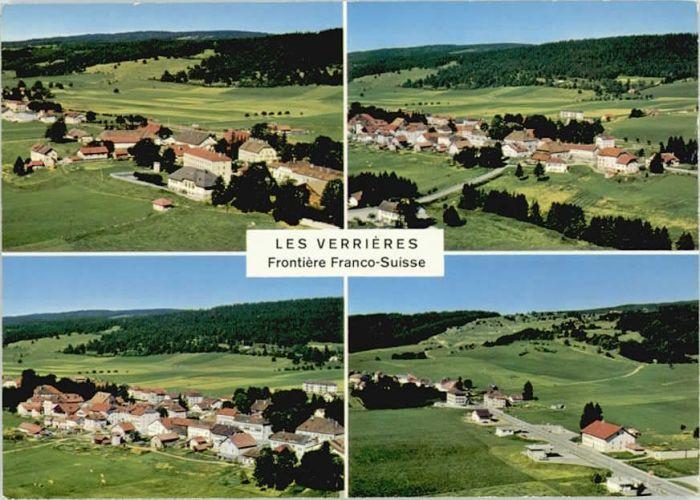 Les Verrieres Les Verrieres  x / Les Verrieres /Bz. Val-de-Travers