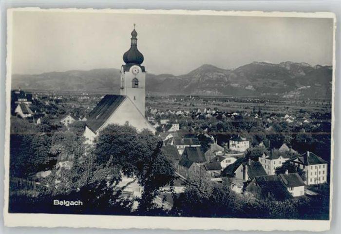 Balgach Balgach  * / Balgach /Bz. Rheintal