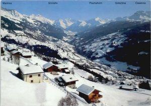 Pany Pany  x / Pany Luzein /Bz. Praettigau-Davos