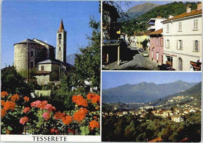 Tesserete Tesserete  x / Tesserete /Bz. Lugano