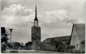 Uelzen Lueneburger Heide Uelzen St Johannis Kirche  x / Uelzen /Uelzen LKR