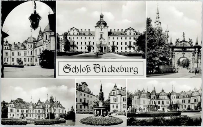 Bueckeburg Bueckeburg  * / Bueckeburg /Schaumburg LKR