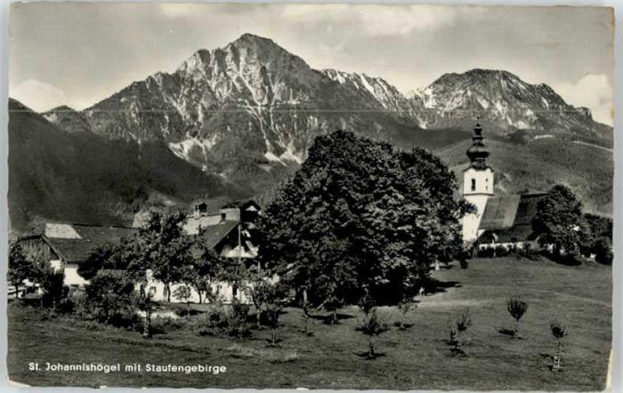Piding Piding St Johannishoegel x / Piding /Berchtesgadener Land LKR