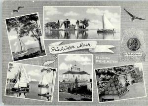 Steinhude Steinhude Festung Wilhelmstein x / Wunstorf /Region Hannover LKR