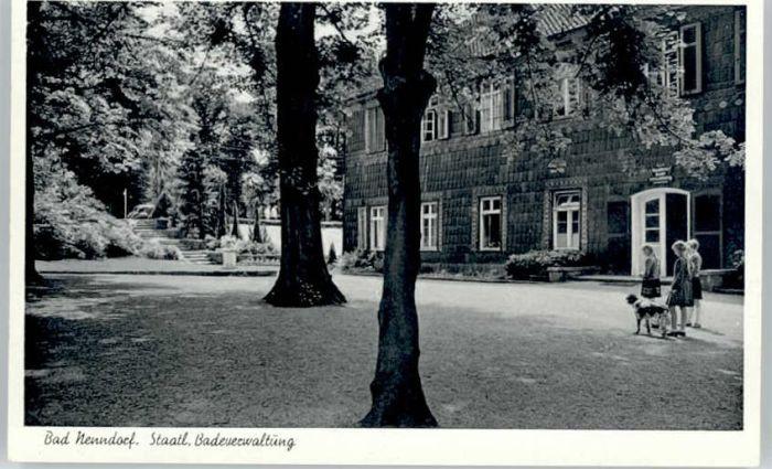 Bad Nenndorf Bad Nenndorf  * / Bad Nenndorf /Schaumburg LKR