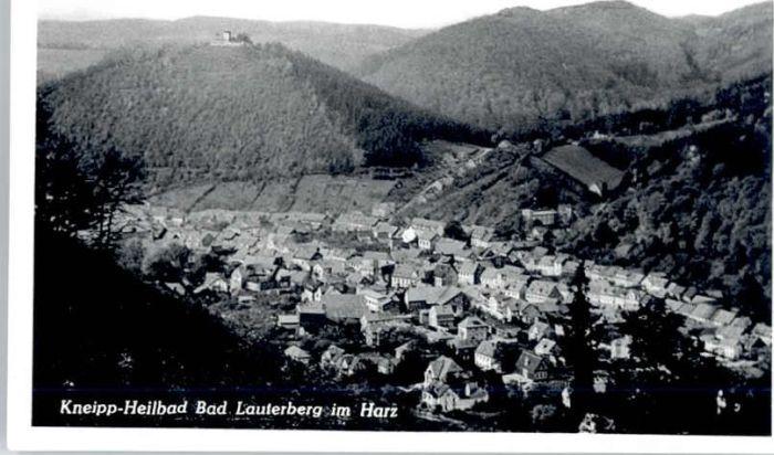 Bad Lauterberg Bad Lauterberg  * / Bad Lauterberg im Harz /Osterode Harz LKR