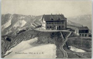 Neuhaus Schliersee Neuhaus Schliersee Rotwandhaus x / Schliersee /Miesbach LKR