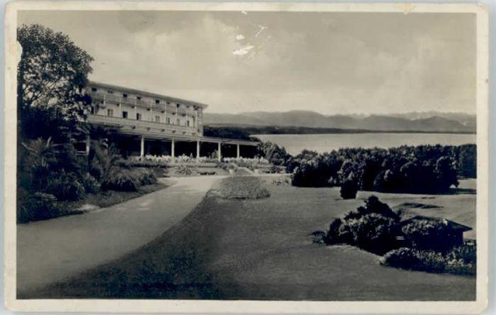 Feldafing Feldafing Hotel Kaiserin Elisabeth * / Feldafing /Starnberg LKR