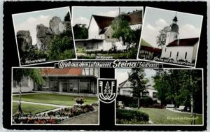Steina Suedharz Steina Suedharz Roemersteine  x / Bad Sachsa /Osterode Harz LKR