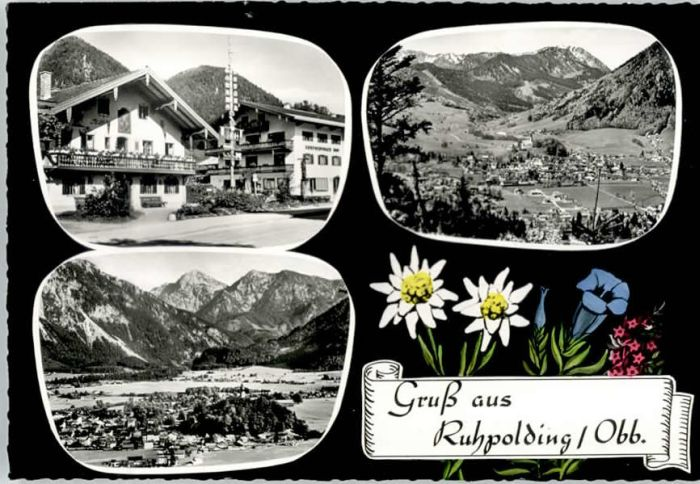 Ruhpolding Ruhpolding  * / Ruhpolding /Traunstein LKR