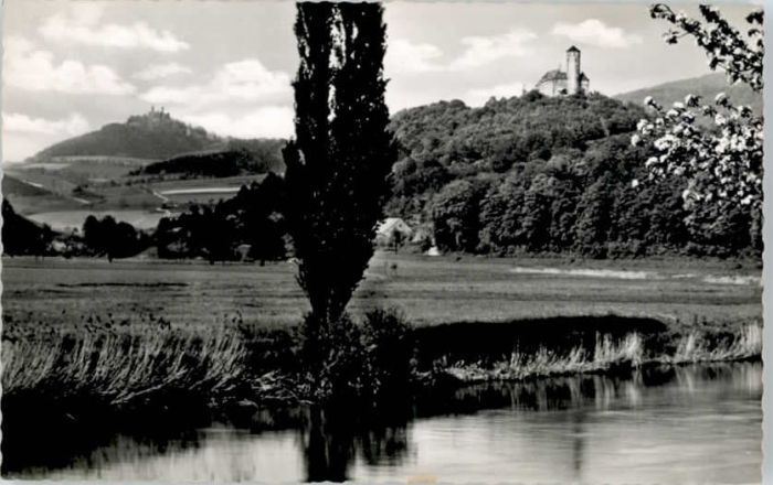 Witzenhausen Witzenhausen Jugendburg Ludwigstein Burg Hanstein * / Witzenhausen /Werra-Meissner-Kreis LKR