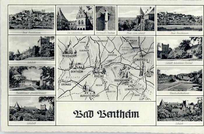 Bad Bentheim Bad Bentheim  * / Bad Bentheim /Grafschaft Bentheim LKR