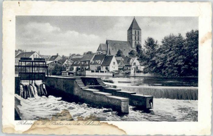 Rheine Rheine  x / Rheine /Steinfurt LKR