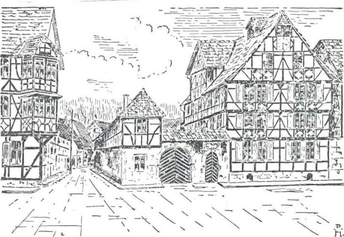 Wanfried Wanfried  x / Wanfried /Werra-Meissner-Kreis LKR