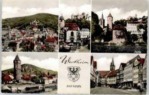 Wertheim Main Wertheim  * / Wertheim /Main-Tauber-Kreis LKR