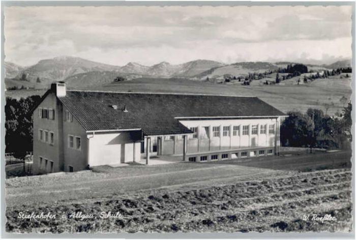 Stiefenhofen Stiefenhofen Schule * / Stiefenhofen /Lindau LKR