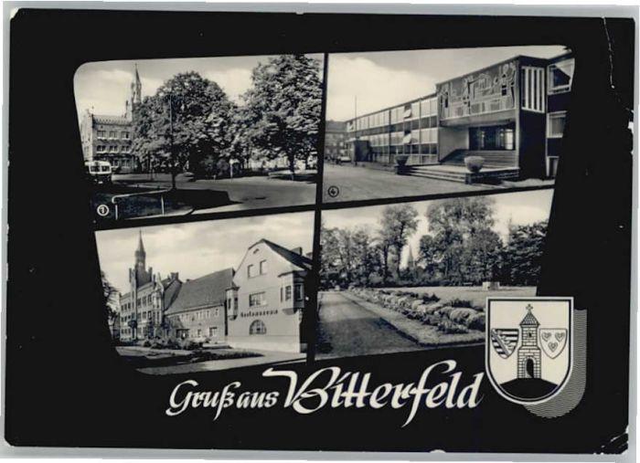 Bitterfeld Bitterfeld  x / Bitterfeld /Anhalt-Bitterfeld LKR