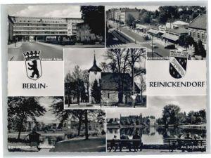 Reinickendorf Reinickendorf Aroser Allee Residenzstrasse Schaefersee Schwanenhaus x / Berlin /Berlin Stadtkreis
