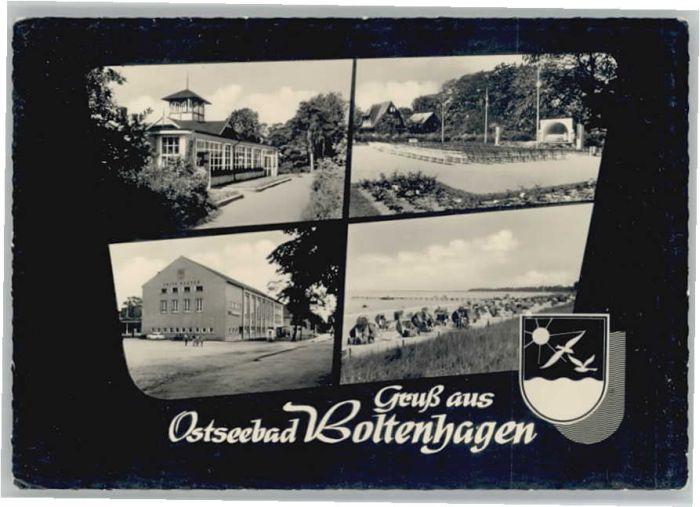 Boltenhagen Ostseebad Boltenhagen Ostseebad  * / Ostseebad Boltenhagen /Nordwestmecklenburg LKR