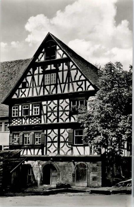 Alpirsbach Alpirsbach Schloss * / Alpirsbach /Freudenstadt LKR