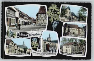 Dirmstein Dirmstein Schloss Baron  * / Dirmstein /Bad Duerkheim LKR
