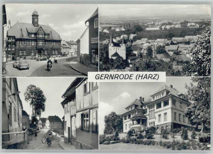 Gernrode Harz Gernrode Harz  x / Gernrode Harz /Harz LKR