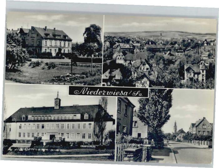 Niederwiesa Niederwiesa Dresdnerstrasse  x / Niederwiesa /Mittelsachsen LKR