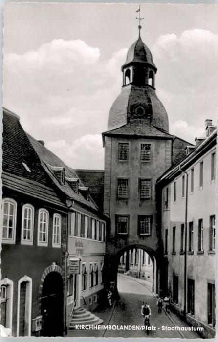 Kirchheimbolanden Kirchheimbolanden Stadthausturm * / Kirchheimbolanden /Donnersbergkreis LKR