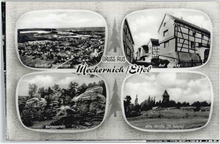 Mechernich Mechernich Katzenstein * / Mechernich /Euskirchen LKR