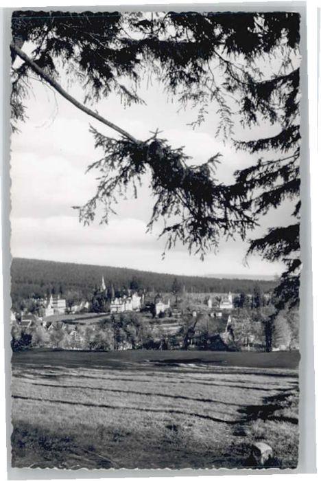Hahnenklee-Bockswiese Harz Hahnenklee-Bockswiese  * / Goslar /Goslar LKR