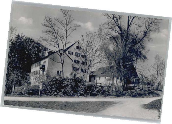 Gaienhofen Gaienhofen Christliche Internats Schule  * / Gaienhofen /Konstanz LKR