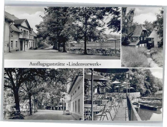 Geithain Geithain Gaststaette Lindenvorwerk x / Geithain /Leipzig LKR