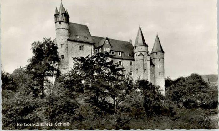 Herborn Hessen Herborn Hessen Schloss  * / Herborn /Lahn-Dill-Kreis LKR
