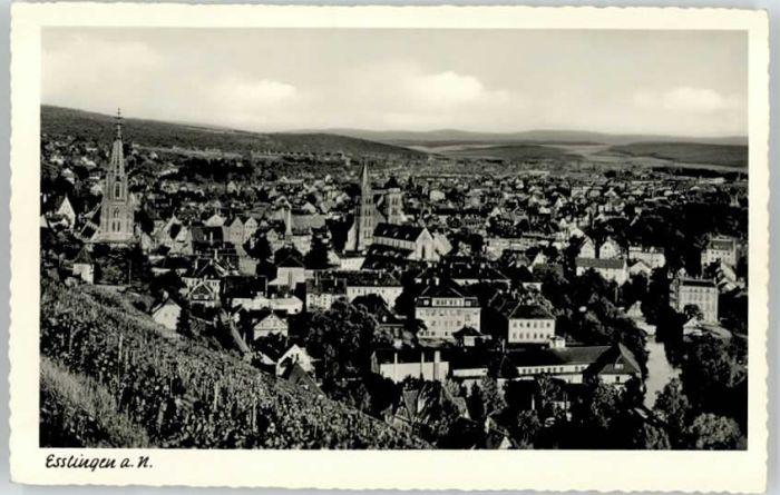 Esslingen Neckar Esslingen  * / Esslingen am Neckar /Esslingen LKR