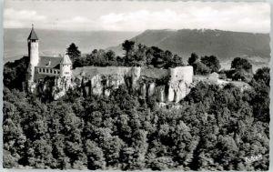 Kirchheim Teck Kirchheim Teck Burg Fliegeraufnahme x / Kirchheim unter Teck /Esslingen LKR