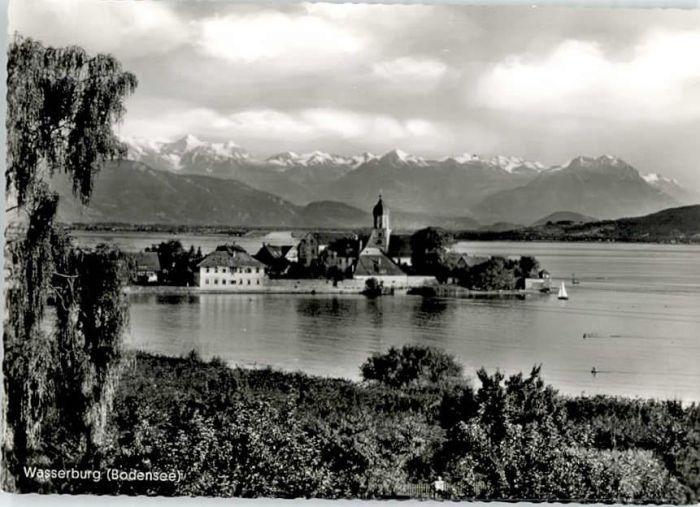 Wasserburg Bodensee Wasserburg Bodensee  * / Wasserburg (Bodensee) /Lindau LKR