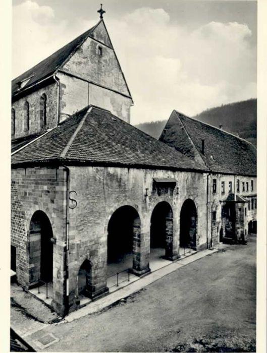Alpirsbach Alpirsbach Kloster * / Alpirsbach /Freudenstadt LKR
