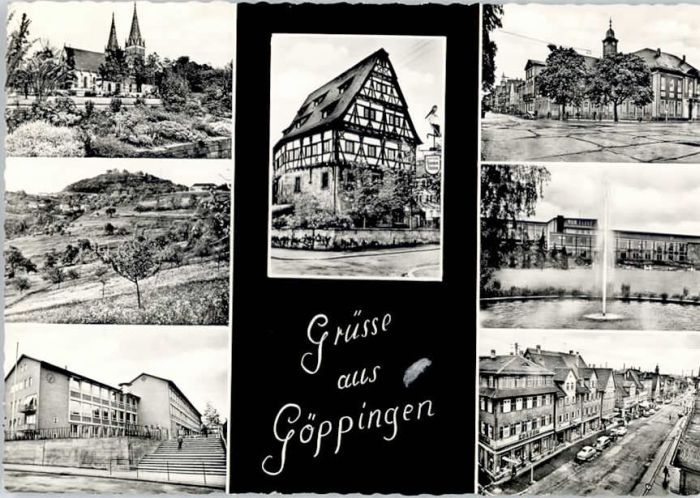Goeppingen Goeppingen  x / Goeppingen /Goeppingen LKR