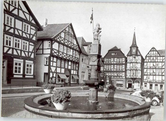 Fritzlar Fritzlar  * / Fritzlar /Schwalm-Eder-Kreis LKR