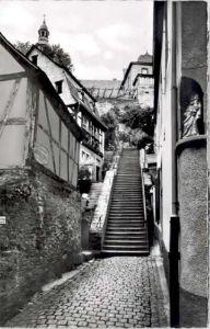 Beilstein Mosel Beilstein Mosel Klostertreppe * / Beilstein /Cochem-Zell LKR