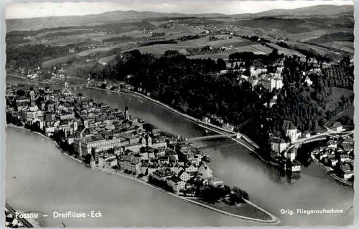 Passau Passau Fliegeraufnahme * / Passau /Passau LKR