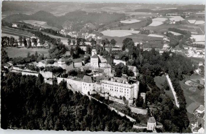 Passau Passau Feste Oberhaus Fliegeraufnahme * / Passau /Passau LKR