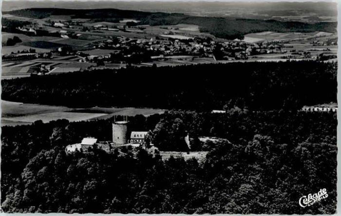 Borgholzhausen Borgholzhausen Ravensburg Fliegeraufnahme * / Borgholzhausen /Guetersloh LKR