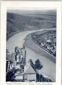 Traben-Trarbach Traben-Trarbach Ruine Grevenburg * / Traben-Trarbach /Bernkastel-Wittlich LKR