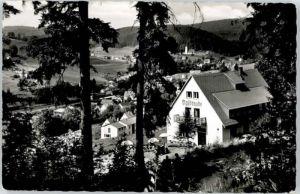 Warmensteinach Warmensteinach Gaststaette Waldbaude x / Warmensteinach Fichtelgebirge /Bayreuth LKR