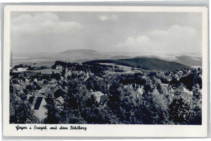 Geyer Geyer Poehlberg x / Geyer /Erzgebirgskreis LKR