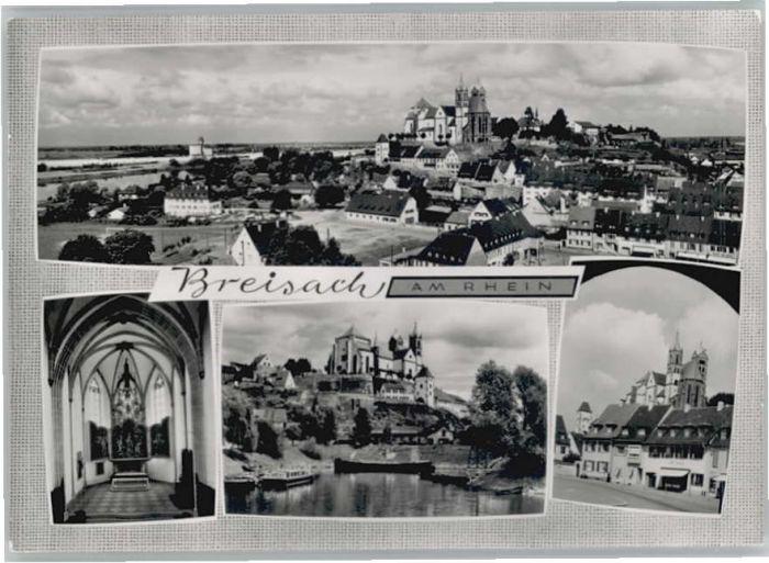 Breisach Rhein Breisach  x / Breisach am Rhein /Breisgau-Hochschwarzwald LKR