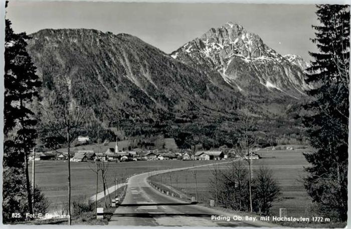 Piding Piding  * / Piding /Berchtesgadener Land LKR