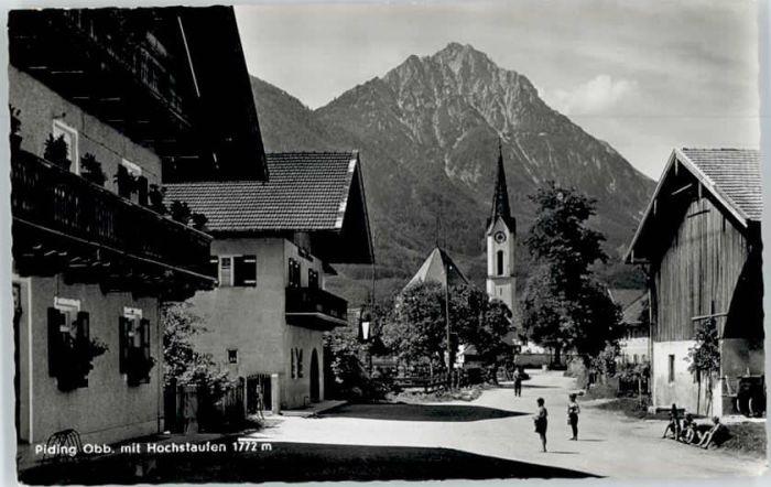 Piding Piding  x / Piding /Berchtesgadener Land LKR